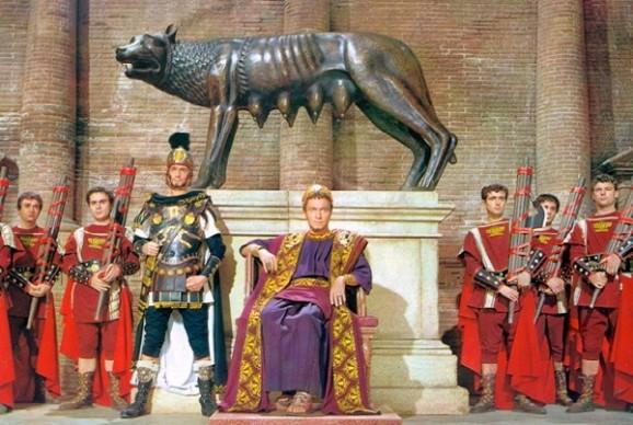 Cinéma /<br />La chute de l&rsquo;Empire romain