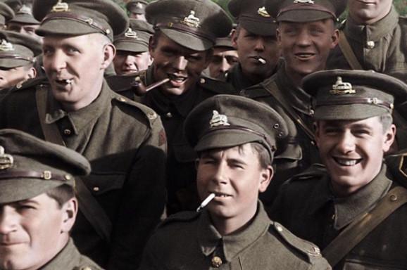 Sortie cinéma : Pour les soldats tombés