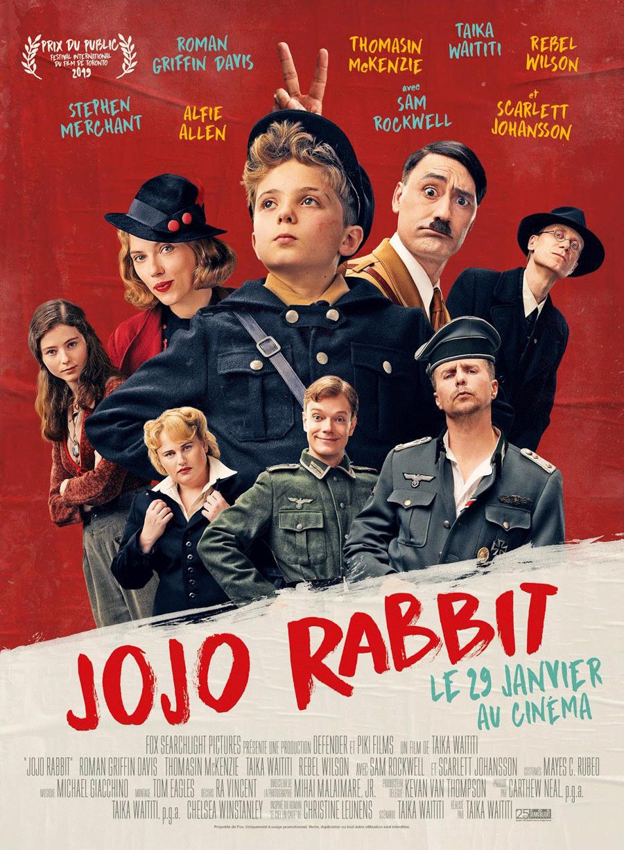 Jojo_Rabbit-affiche