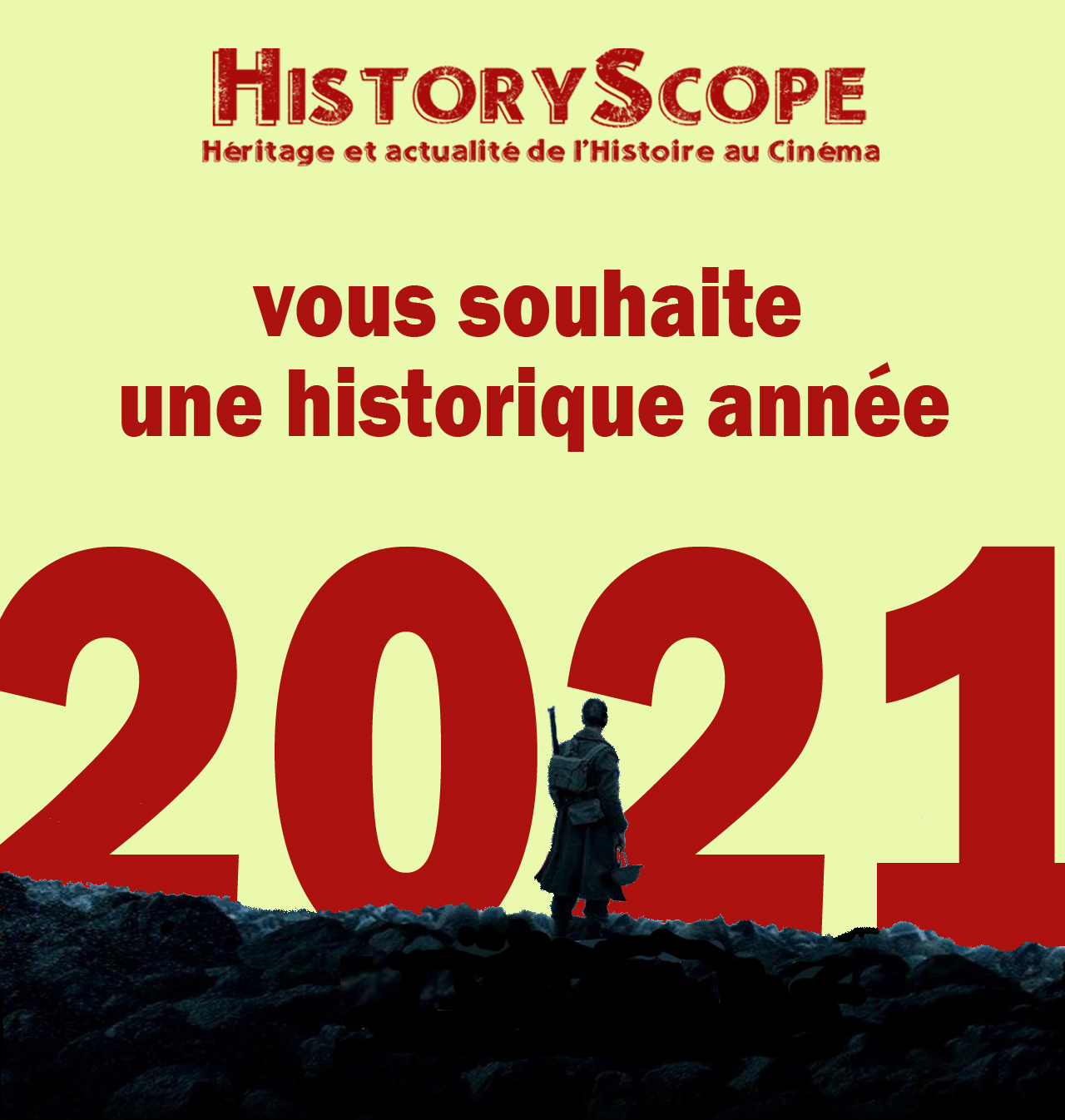 HistoryScope Héritage et actualité de l'Histoire au Cinéma