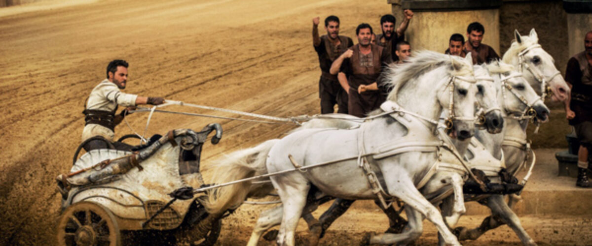 """Ben-Hur"" de Timur Bekmanbetov"