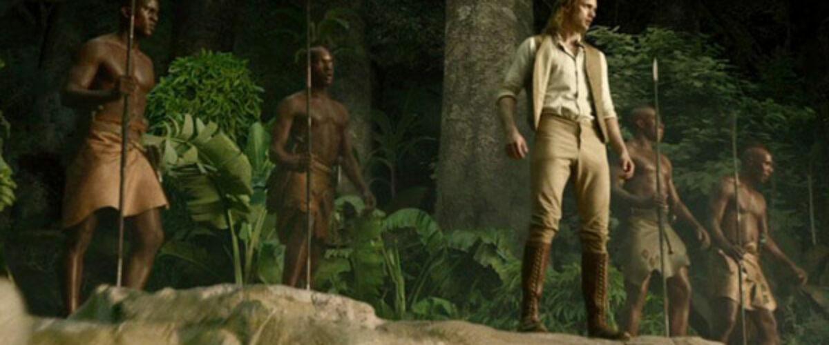 """""""Tarzan"""" de David Yates"""