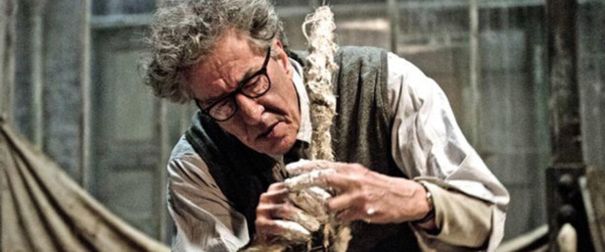 """""""Alberto Giacometti - The final portrait"""" de Stanley Tucci"""