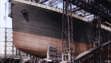 """""""Titanic : De sang et d'acier"""""""