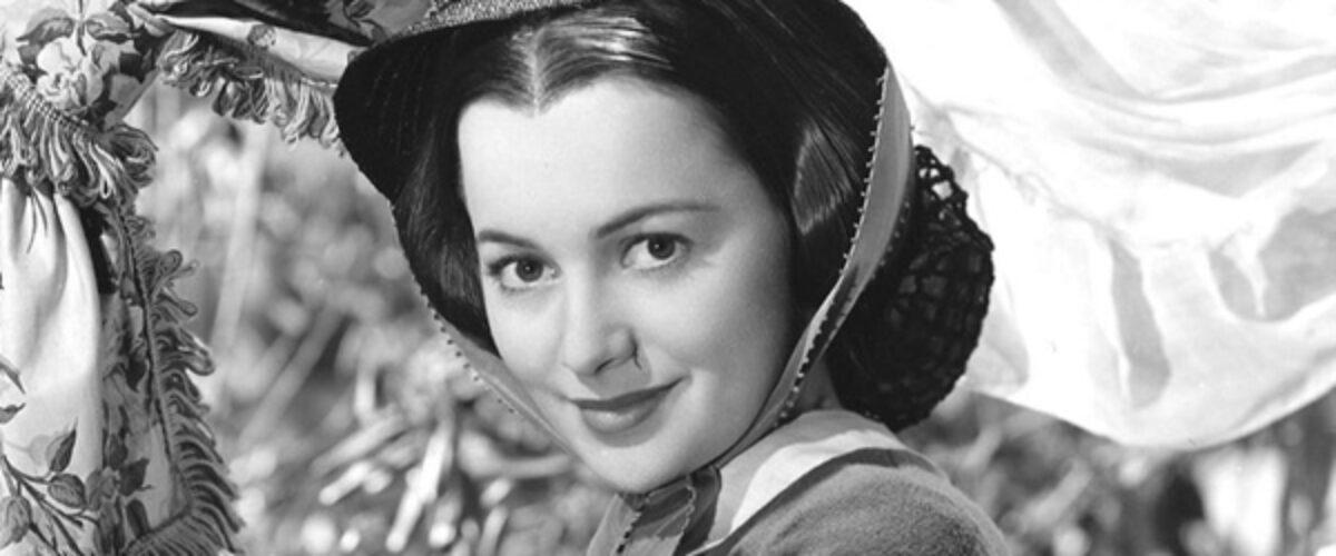 In memoriam - Olivia De Havilland