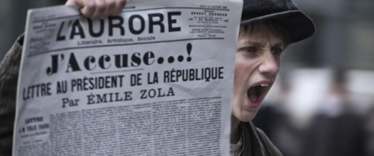 """J'accuse"" de Roman Polanski"