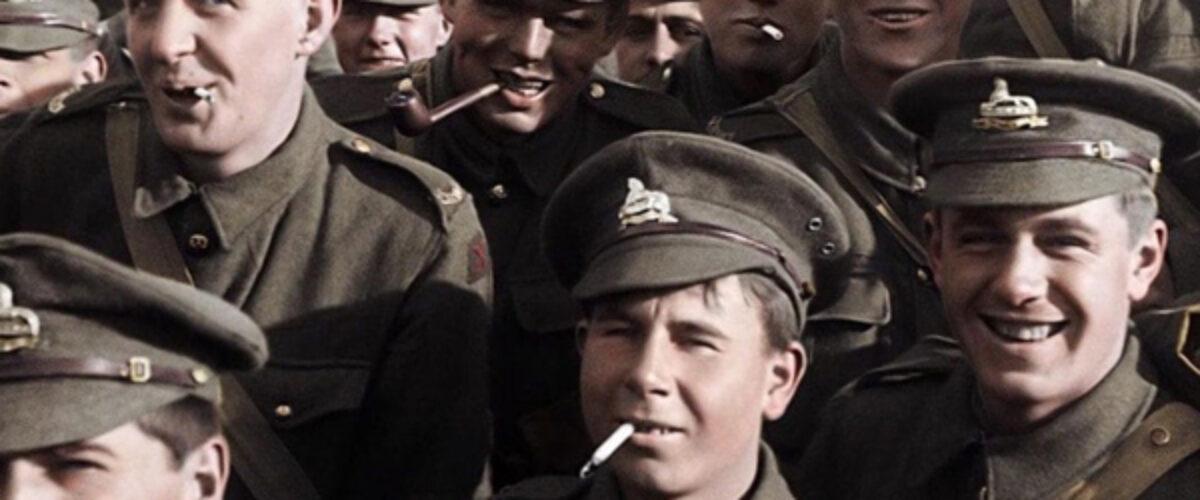 """""""Pour les soldats tombés"""" de Peter Jackson"""