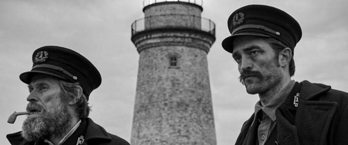 """""""The lighthouse"""" de Robert Eggers"""
