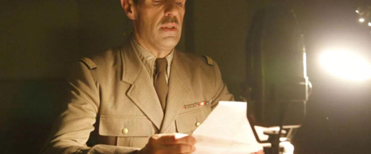 """""""De Gaulle"""" de Gabriel Le Bomin"""