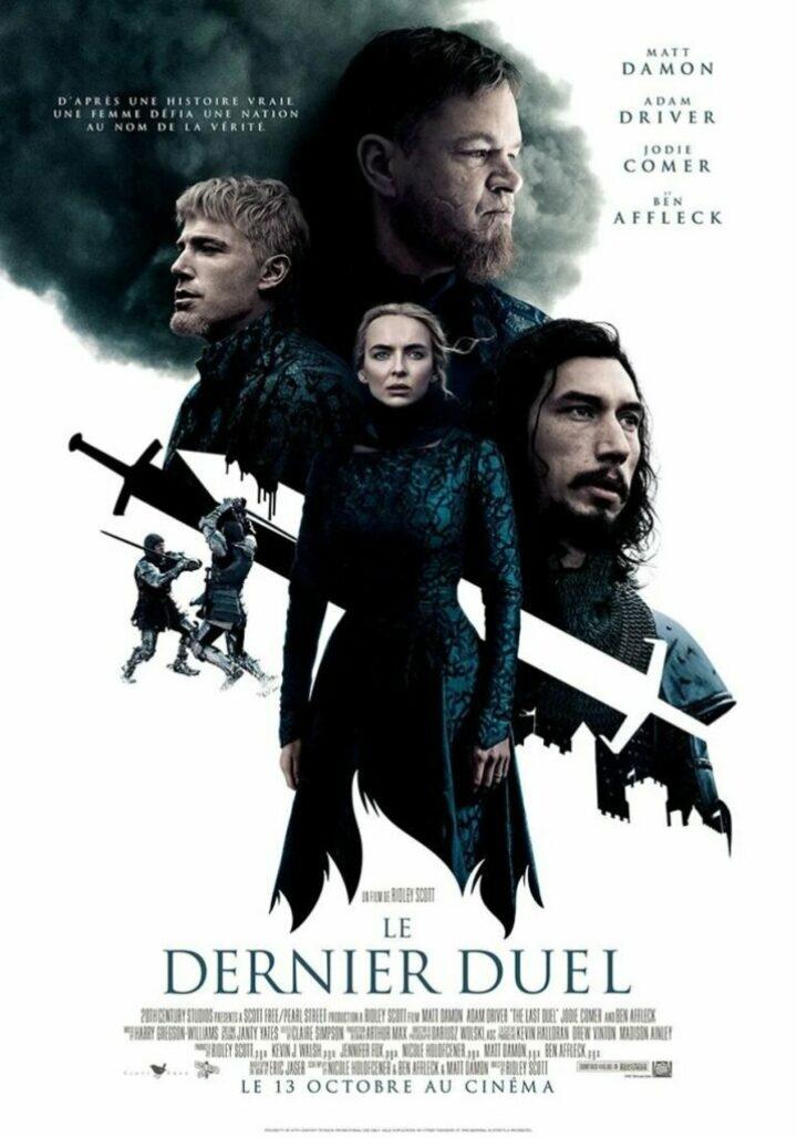 """""""Le dernier duel"""" de Ridley Scott"""